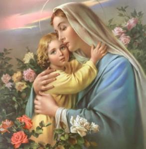 La Virgen Mara ejemplo de todas las madres