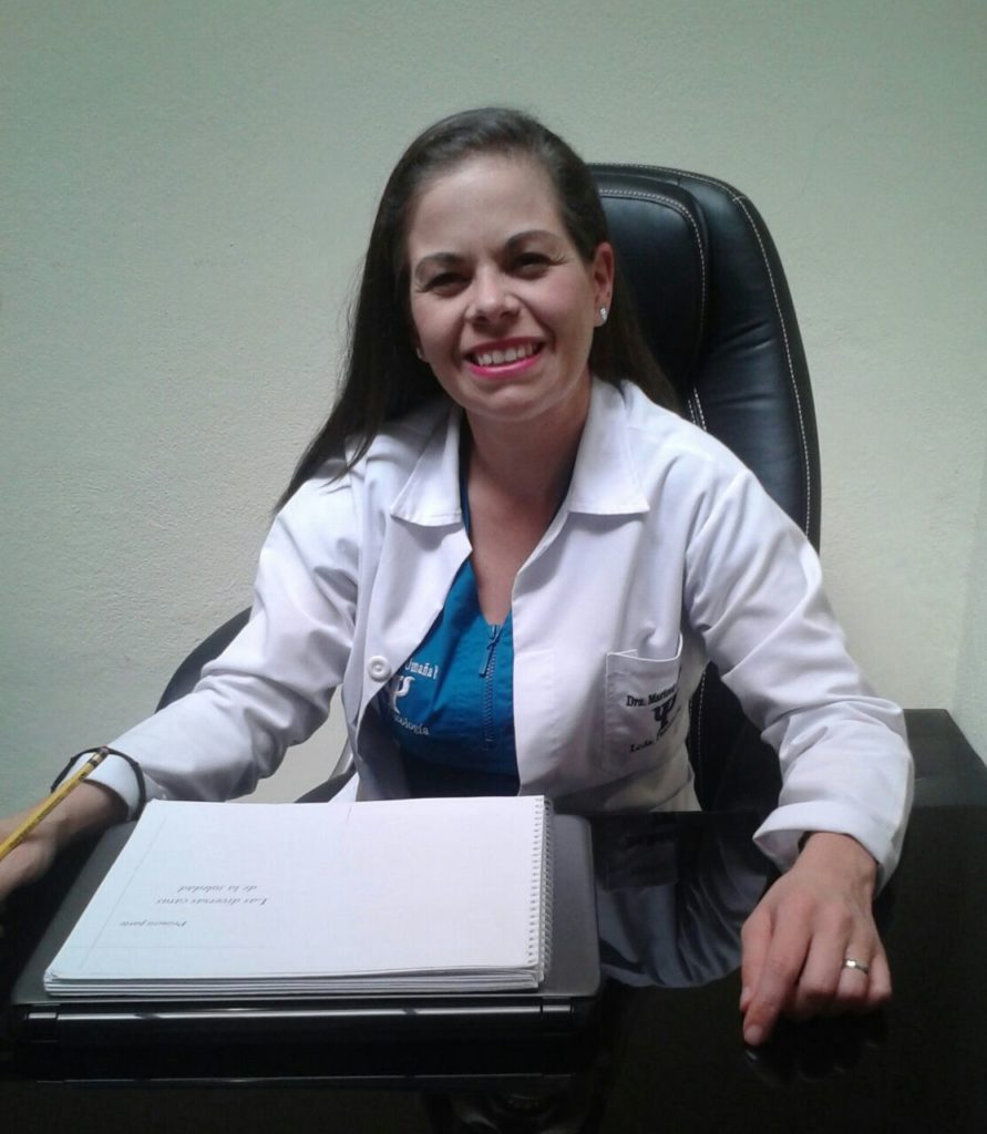 Dra. Maricel Umaña Picado, psicóloga