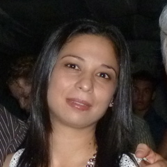 Dra. Aleida Vásquez Calderón, ginecóloga y obstetra